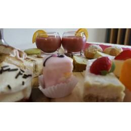 Tapaspallet Dessert
