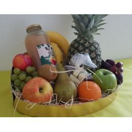 Fruitschaal Luxe