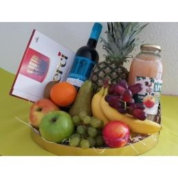 Fruitschaal Bedankt