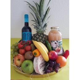 Fruitschaal Extreem