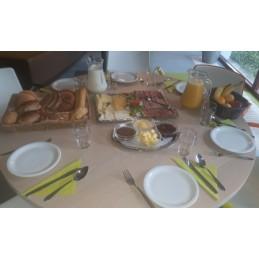 Lunchbuffet Basis
