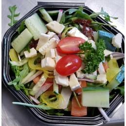 Lunchsalade-vegetarisch