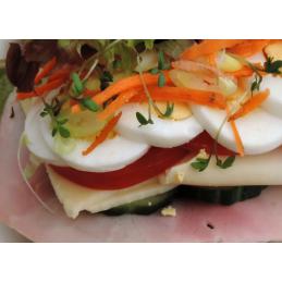 Broodje gezond ham/kaas