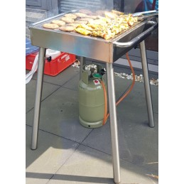 BBQ incl gas