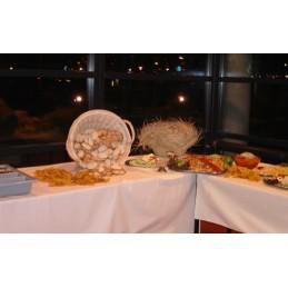 Mexicaans-buffet