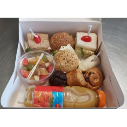 Lunchpakket/box Super De luxe