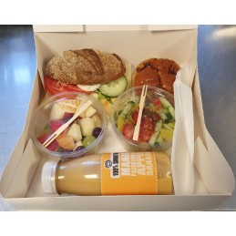 Lunchpakket/box Gezond