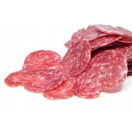 Broodje gerookte salami
