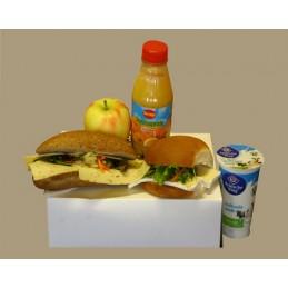 Lunchpakket/box Vegetarisch...