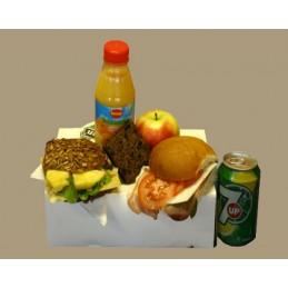 Lunchpakket/box Speciaal