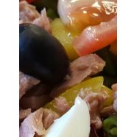 salade schotels aan huis Almere | Catering De Steiger