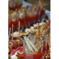 Tapas/borrelhapjes catering | De Steiger Almere